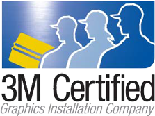3M-Certified Graphics Installation